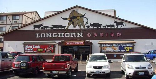 Longhorn via Urban Spoon