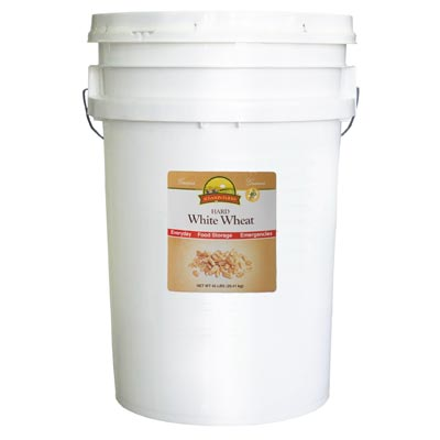 Pail Wheat via costco