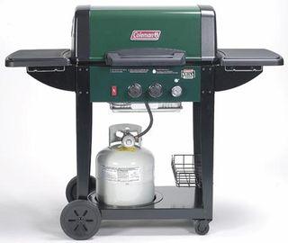 Gas grill via iggybiggyrentals
