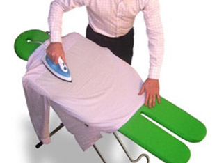 Ironing via Core77