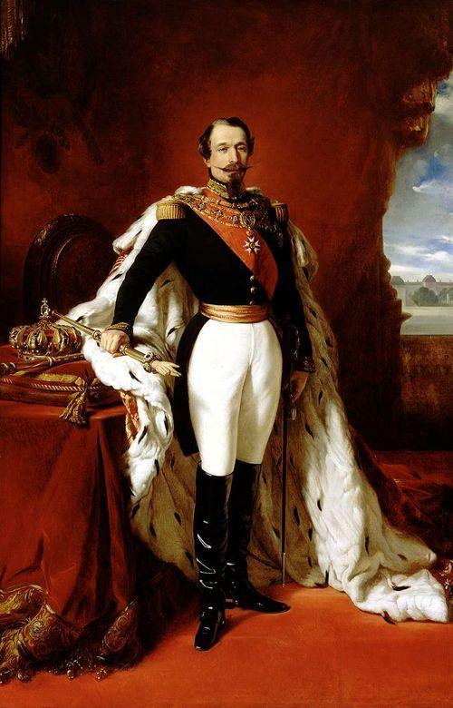 Napoleon via Wiki