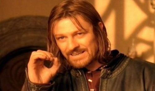 One Does Not Simply via Troll.me