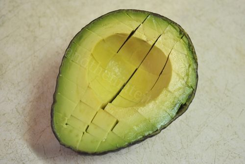 Avocado grid via andtheniateit