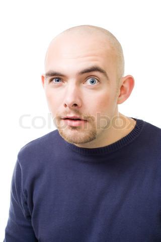 Eyebrow raise via colourbox-com