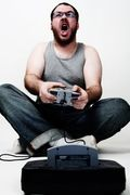 Avid gamer via BlogDOTLoisPaulDOTcom