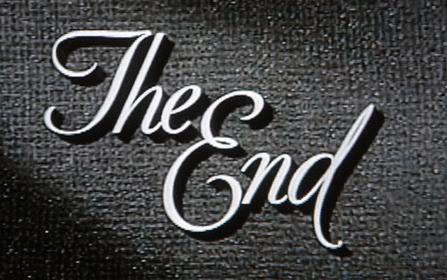 The end via ByMyInk.wordpress_com