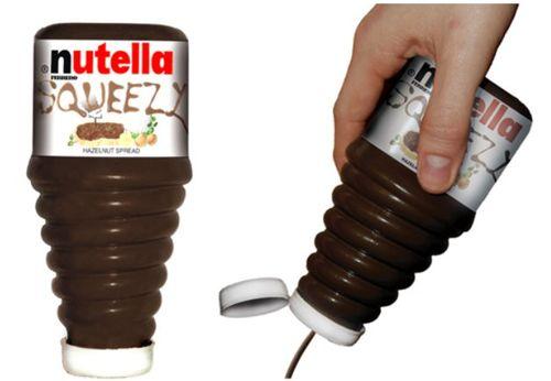 Nutella squeeze via luuux-com