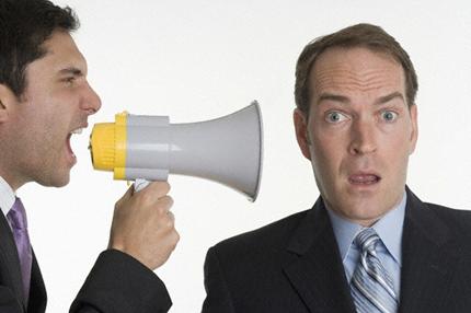Yelling into megaphone via blogs.seattleweekly-com