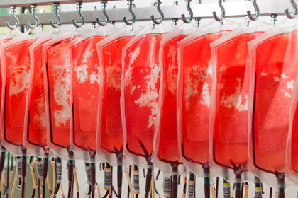 Blood packs via scienceclarified-com