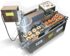 Donut machine via belshaw-com