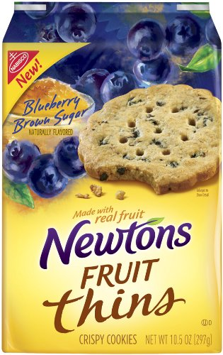 Newtons Fruit Thins via TheCheeseGoddess.blogspot_com