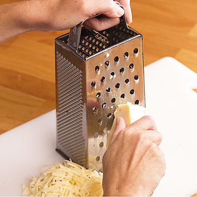 Box grater via cookinglight_com