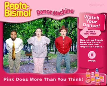 Pepto dance via AdWeek_com