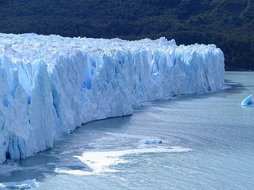 Glacier via photoshopsupport-com