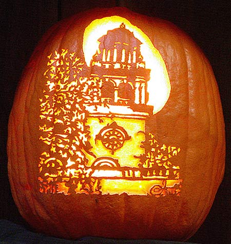 House-pumpkin