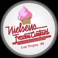 Nielsens frozen custard logo via nielsensfrozencustard-net