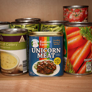 Unicorn meat via thinkgeek-com