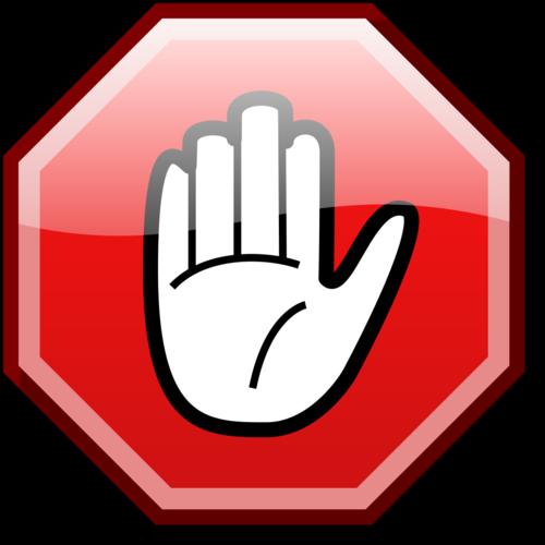 Stop_hand_nuvola via wikimedia.org
