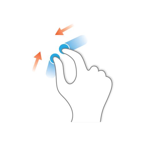 Gestures_Pinch via wikimedia.org